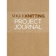 Vogue knitting project journal