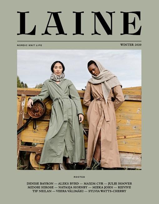 Laine Magazine - Issue 10 Cover