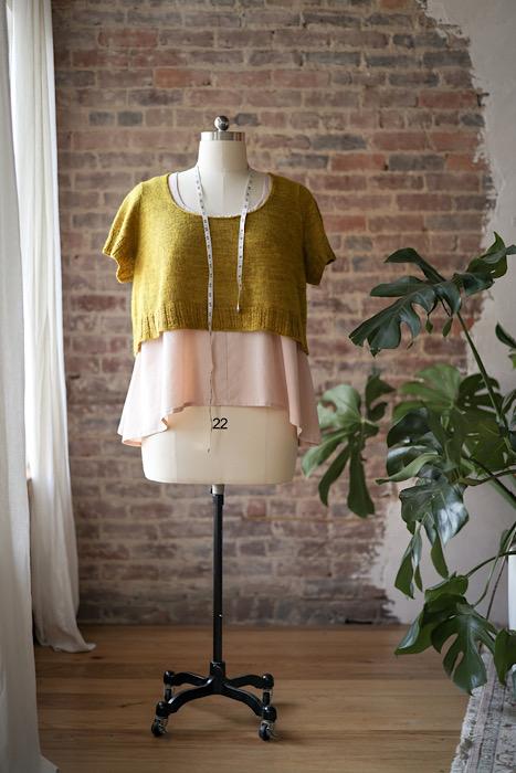 Dress form Embody - Jacqueline Cieslak by Pom Pom Press
