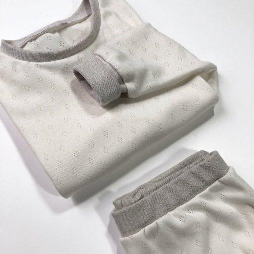 Ikatee Sewing Pattern - Sacha PJ Set