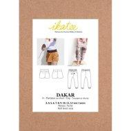 Ikatee sewing patterns Dakar