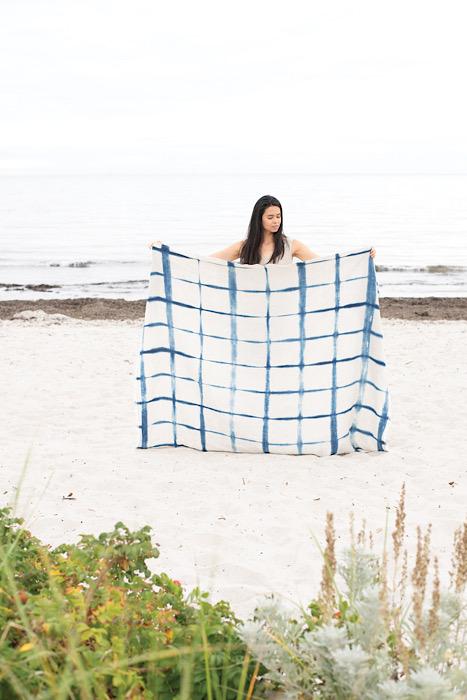 Showcasing Shibori cloth Making Magazine - No. 11 DAWN
