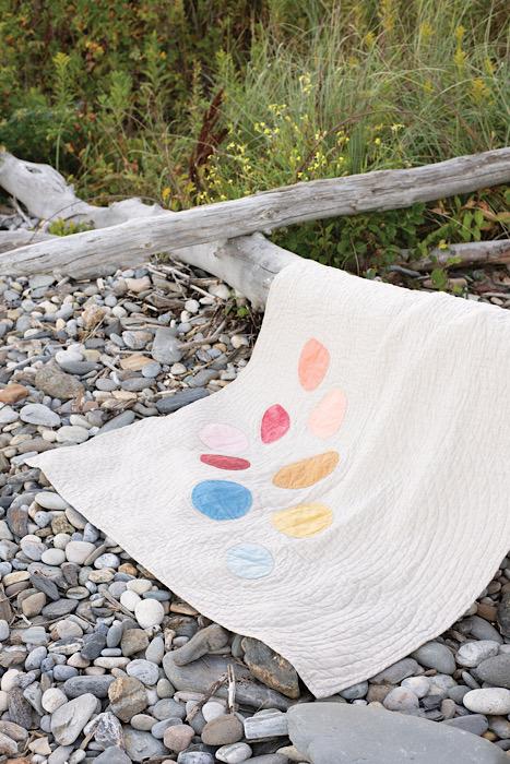 Showcasing quilt Making Magazine - No. 11 DAWN