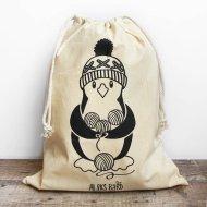 Pengwyn the Penguin Project Sack Aleks Byrd