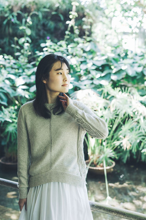 Model in Amirisu - Issue 22 Spring/Summer