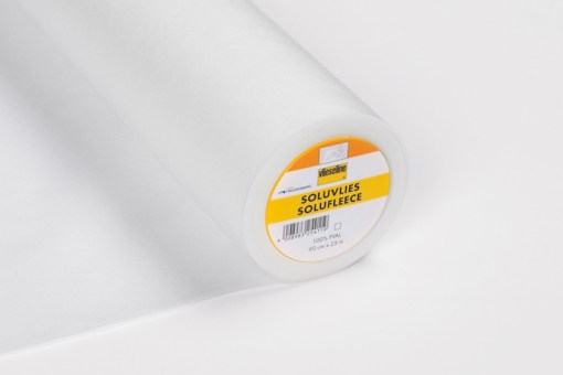 Vlieseline roll of Solufleece