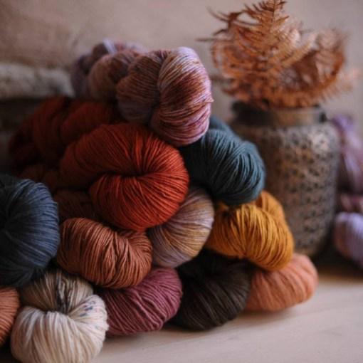 Lanivendole A pure & Simple Wool