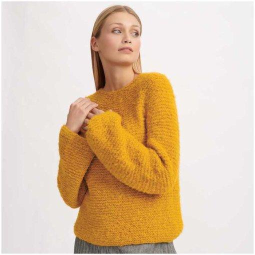 Rico Design Fashion Light Luxury sweater