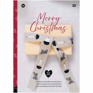 Rico Design Merry Christmas Counted Cross Stitch Pattern Book