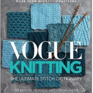 Vogue Knitting- The Ultimate Stitch Dictionary