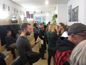 "Vernissage ""van Gogh's Ohr"" #4"