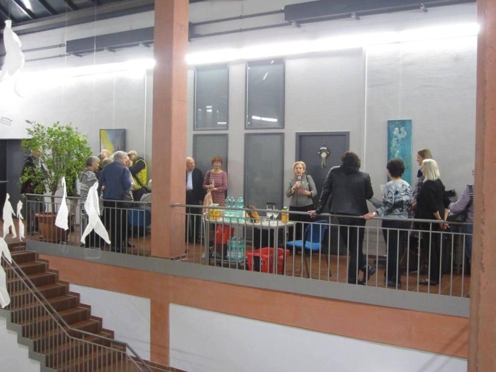 Vernissage Kalk-Bezirksrathaus