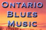 ontario blues music