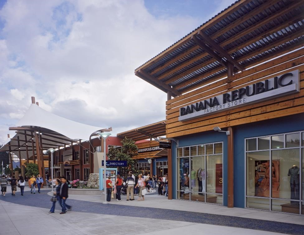 Shop At Seattle Premium Outlets In Cross Border Shopping