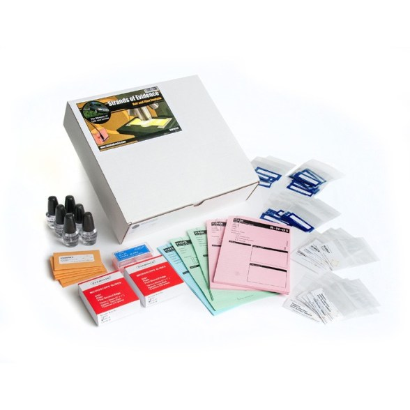 Strands of Evidence Hair and Fiber Analysis Kit