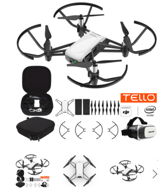 Aeronautics Coding Drone