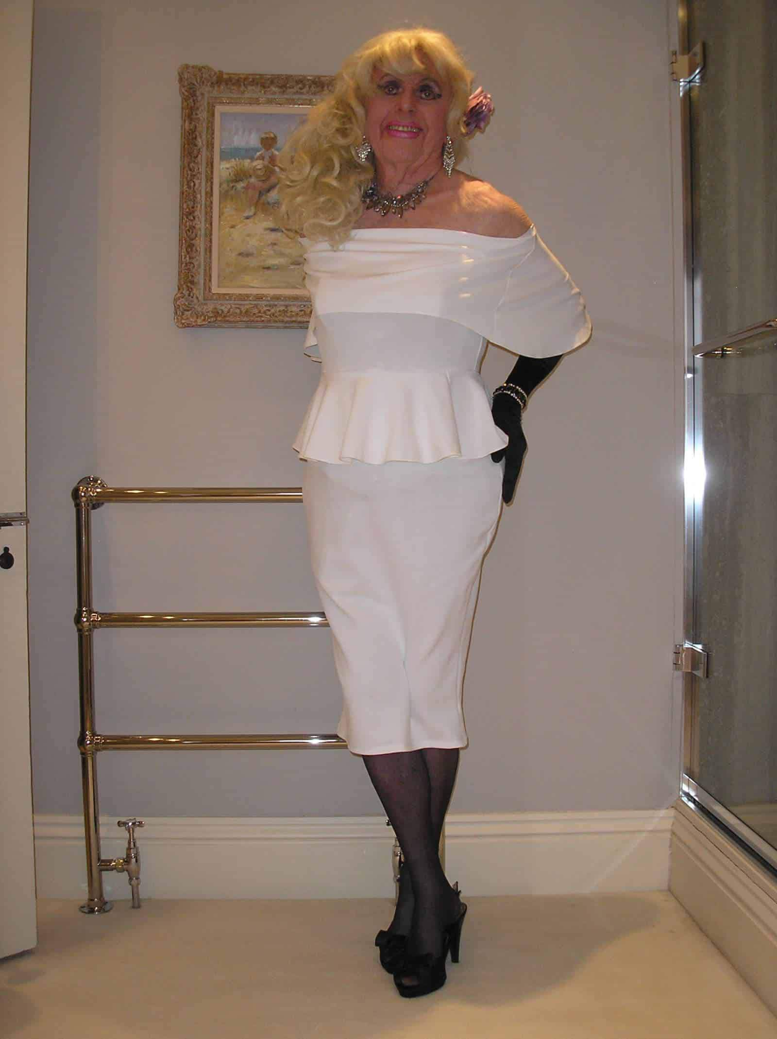 My Favourite Party Dress Crossdress Heaven Photos
