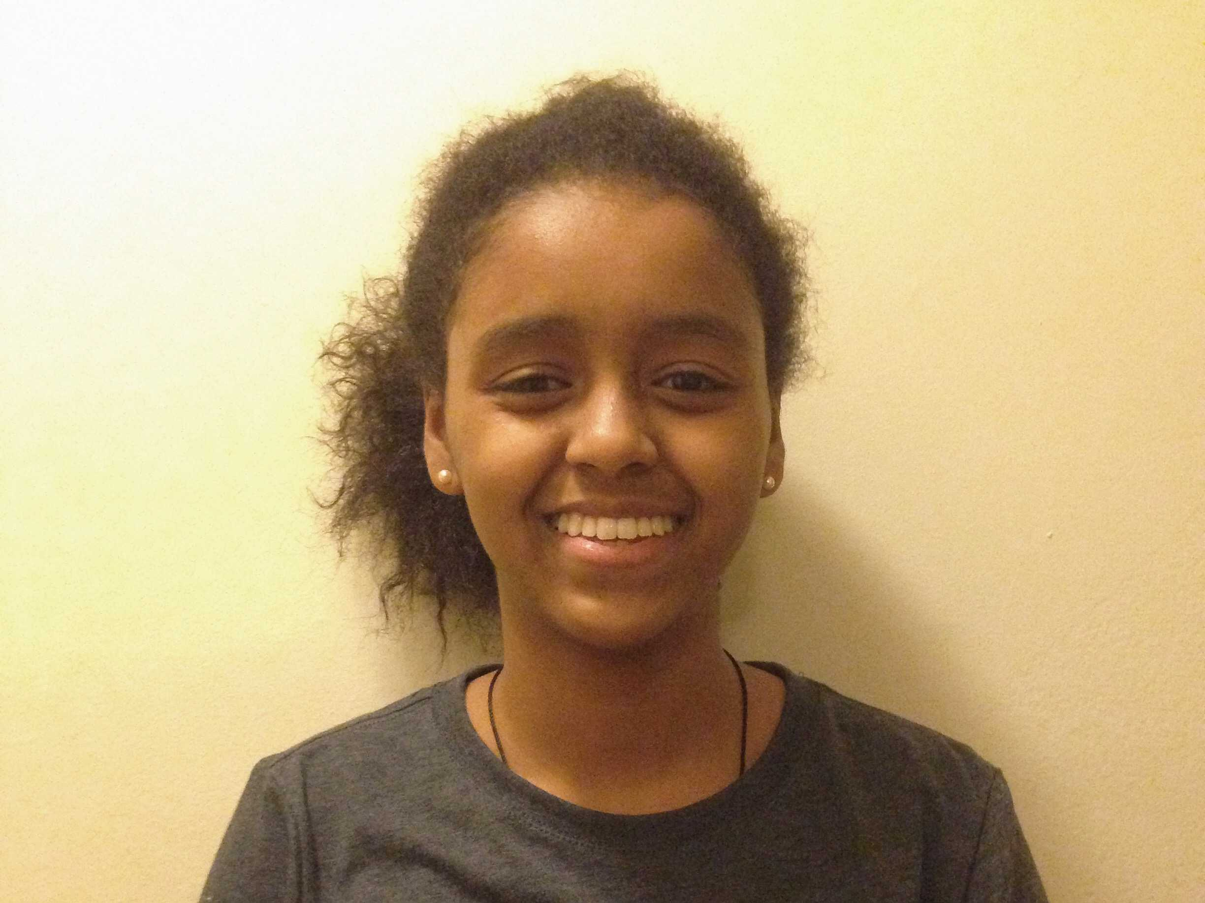 Junior Biruk Tibebe started Selamta club after a trip to one of the housing projects in Addis Abeba, Ethiopia.