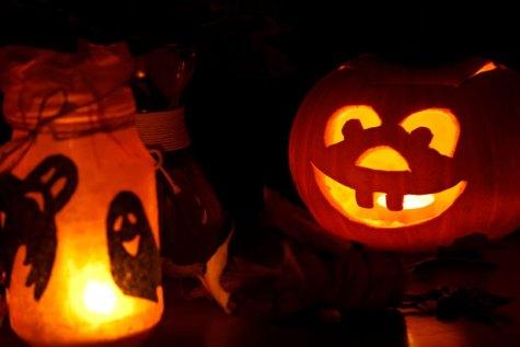 How do teens celebrate Halloween?