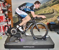 Bikefitting Schmid Velosport, Swiss Duathlon Rookies, Markus Schmid