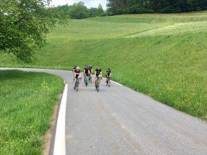 Rennveloausfahrt, crossfirecoaching Kanton Aargau, Mai 20181