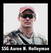 Aaron Holleyman