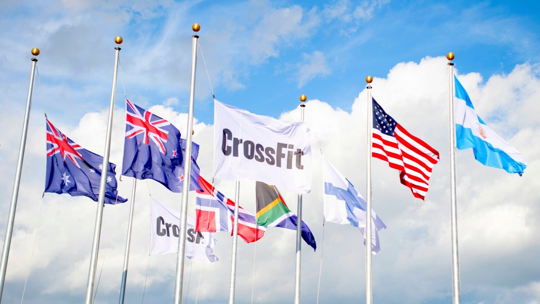 CrossFit   2020 Sanctionals Season