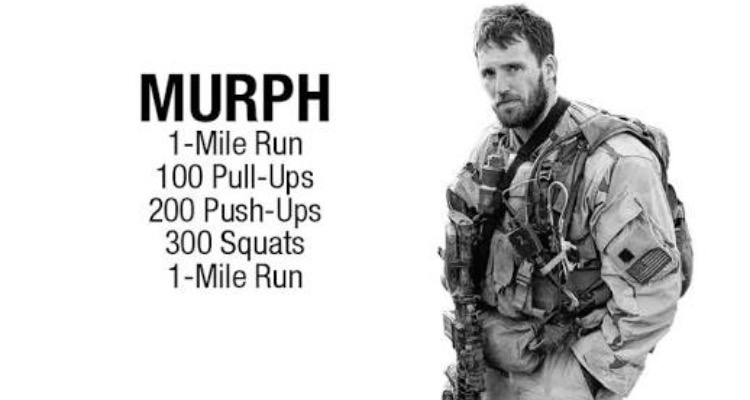 Image result for rucking and the murph