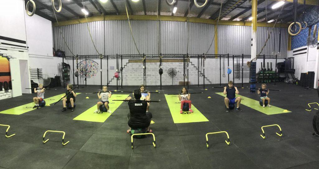 CrossFit Kids Coorparoo