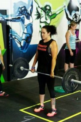 crossfit coorparoo kids coach