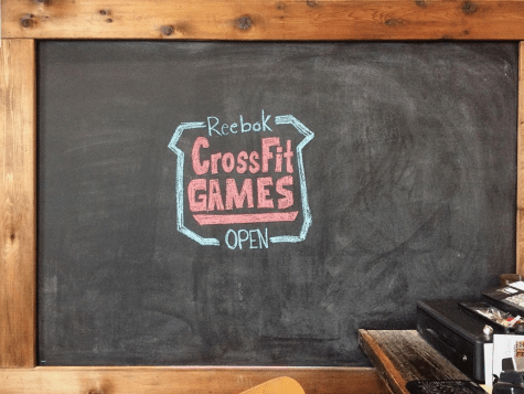 Who's got two thumbs and is pumped to register for the 2017 CrossFit Games Open?!?!
