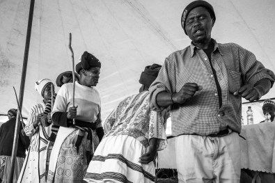 Sangomas are healers, the respected guardians of knowledge and traditional medicine in Xhosa culture.