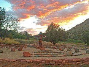 ceremony, circle of power drum healing, shamanic journey