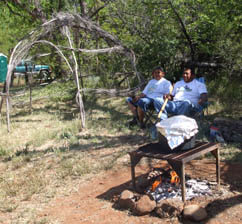 Yavapai-Apache, acorn stew