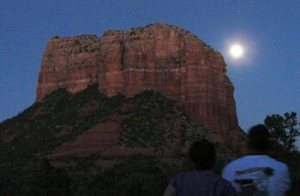 Earth-Spirit Connection & Mystic Seeing Retreat (2A):  Sedona weekend seminar in nature