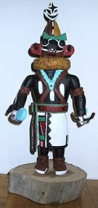 Kachinas and Kachina Dolls