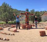 Sedona tour, Sedona retreat, ceremony, medicine wheel, shamanic journey, mystic nature, insight journeys, drumming