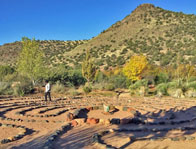 Sedona tour, spiritual retreat, ceremony, mystic nature, shamanic journey, ceremony, labyrinth, medicine wheel, insights, vision quest
