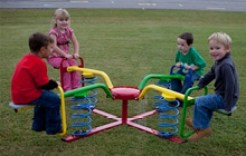 4-seat bouncer