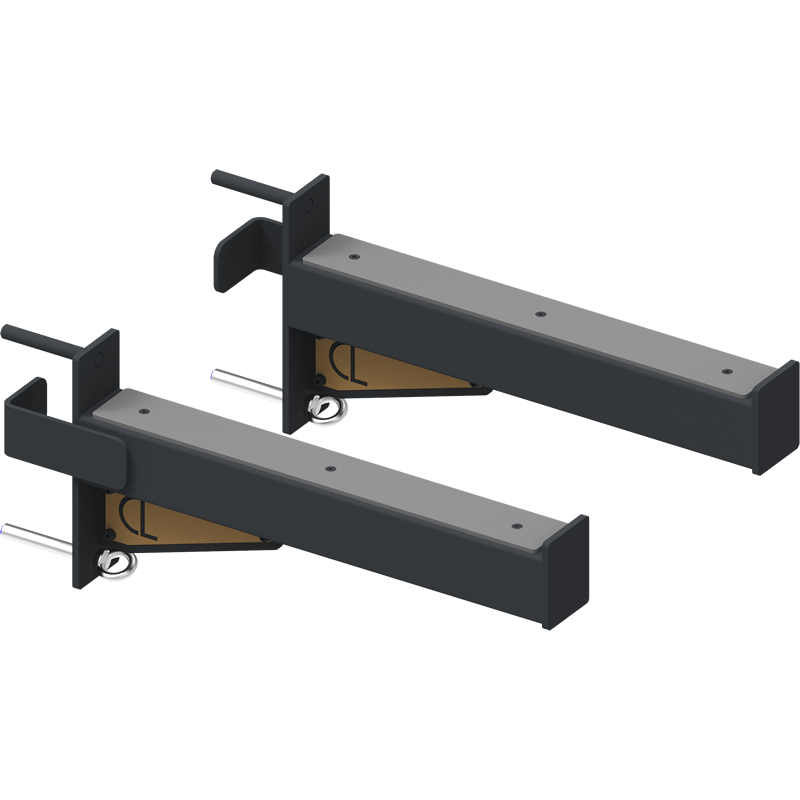 safety spotter arms pair