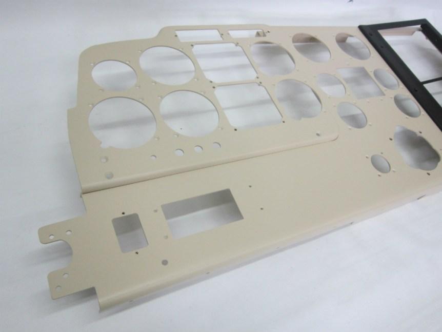Bonanza Instrument Panel