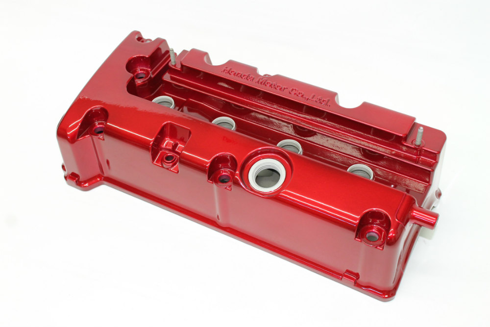 Valve Cover Powder Coating