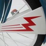 Bicycle Powder Coating