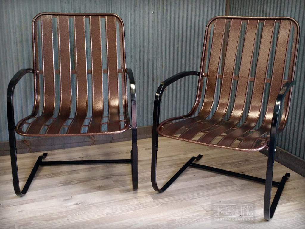 Custom Patio Chairs