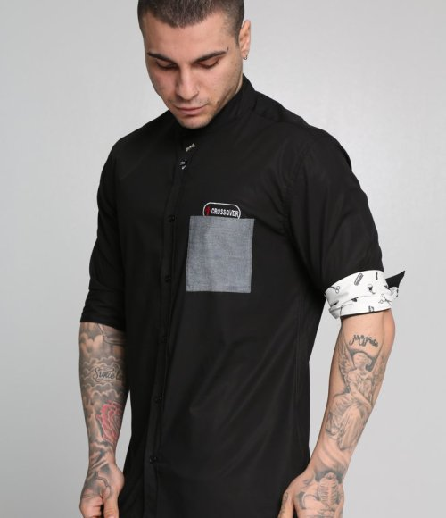 Crusher Shirt Black side
