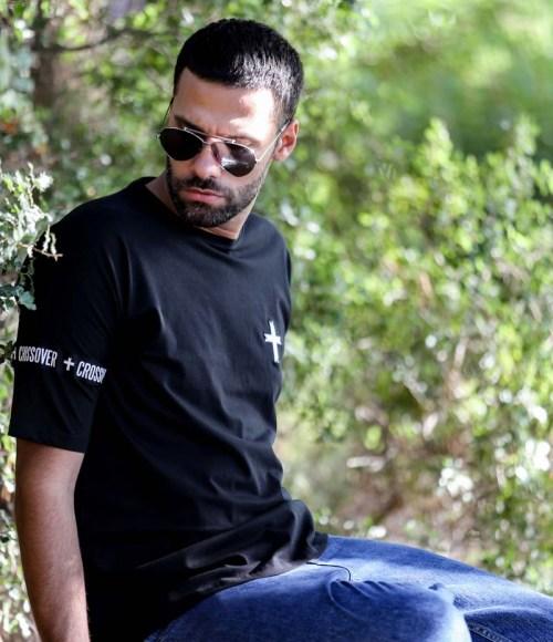 Query T-Shirt Black