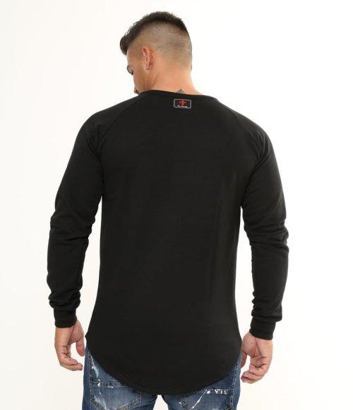 Skull Long-sleeve Shirt