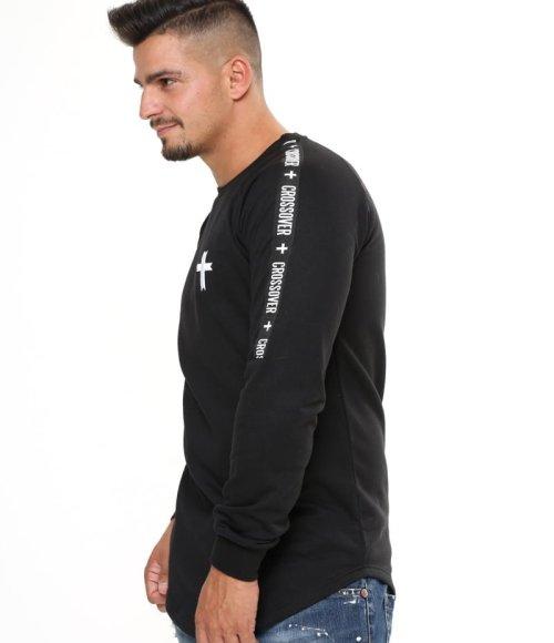 Snowstorm Long-sleeve Shirt Black