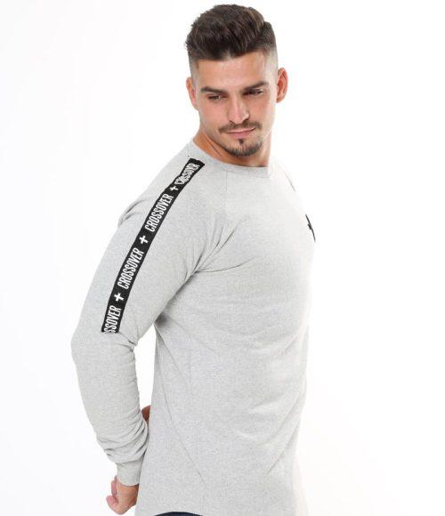 Snowstorm Long-sleeve Shirt Grey