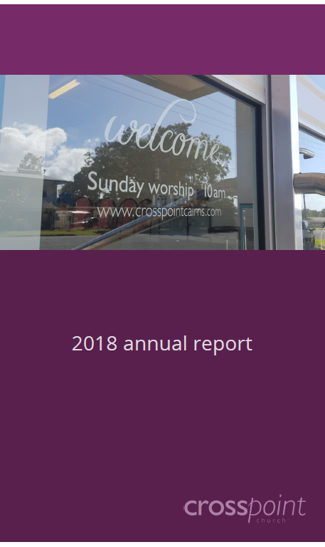 2018 Annual report, accountability, financial reports